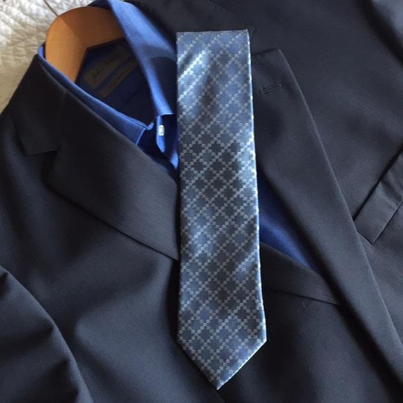 4b813a7a7b56 Gucci Accessories   Mens Tie   Poshmark